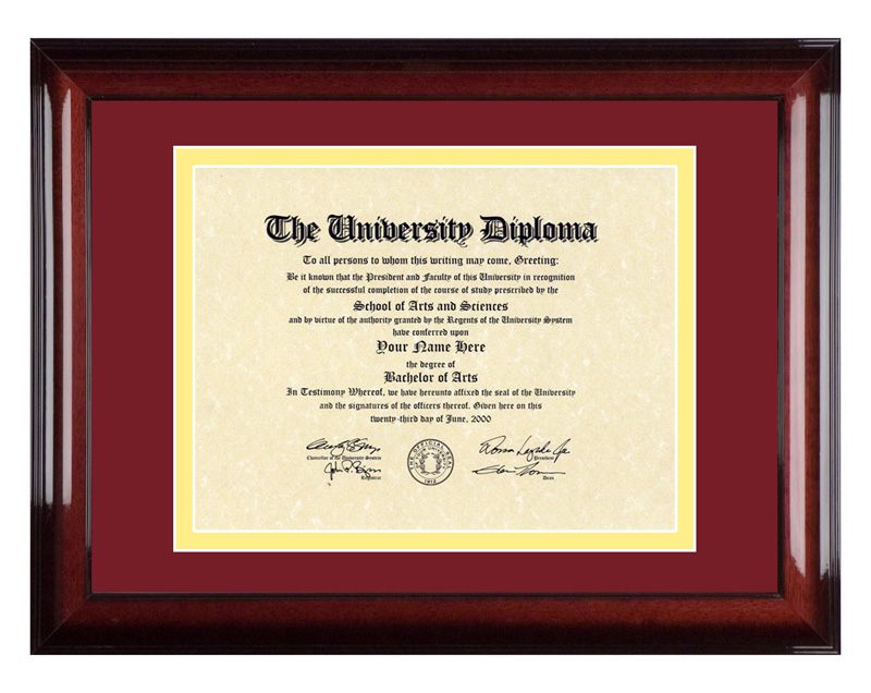 Diploma_Frame_USC