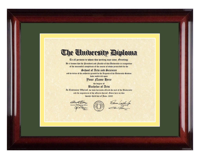 University of Alabama at Birmingham – UAB | Diploma Artworks
