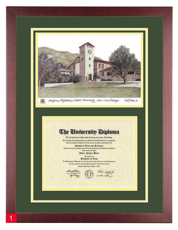 California | Diploma Artworks