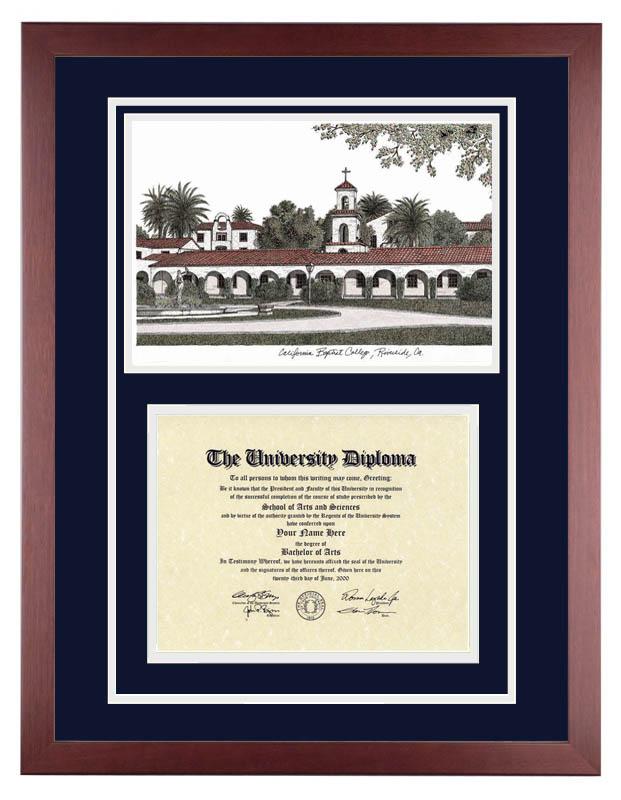 187 California Baptist University Cbu Baptist Lancers