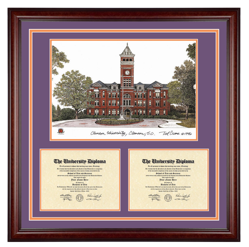 Clemson University – Tigers