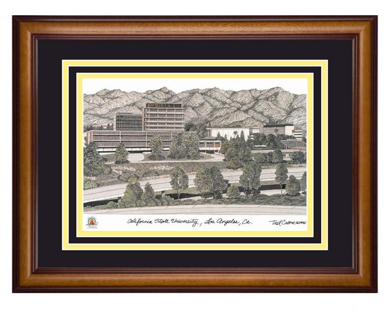 California State University Los Angeles CSULA Cal State LA Golden Eagles