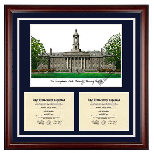 Pennsylvania State University – Penn State PSU Nittany Lions