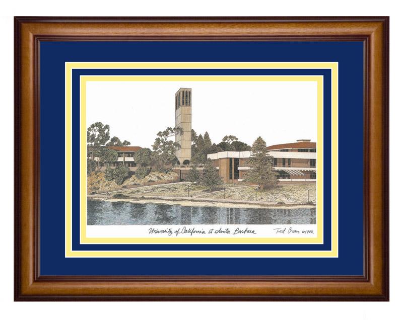 University of California, Santa Barbara – UC Santa Barbara UCSB Gauchos