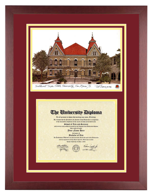 Texas | Diploma Artworks - Part 2