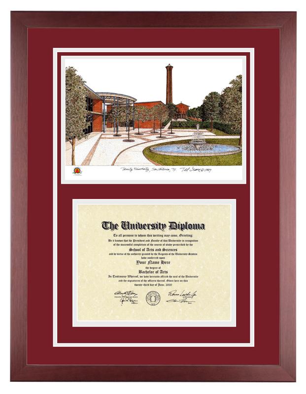 Trinity University – Tigers | Diploma Artworks